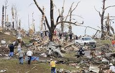 TOTAL DESTRUCTION: THE STORY OF THE DEADLIEST TORNADO IN ALABAMA HISTORY