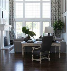 Habitually Chic® » Hamptons Designer Show House: Great Room