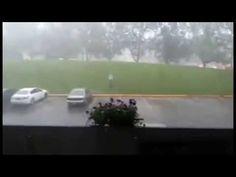 Tornado in Canada