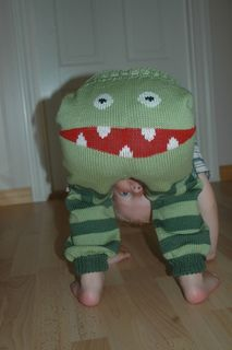 You will love making these pants, your child will love wearing them!