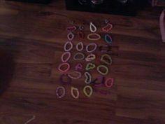 Bracelets en élastiques Abigaël Lavoie
