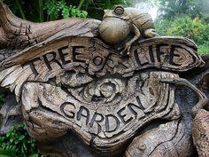 Tree of Life Garden (Animal Kingdom)