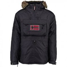 BRONSON GEOGRAPHICAL NORWAY CANGURO HOMBRE 2017