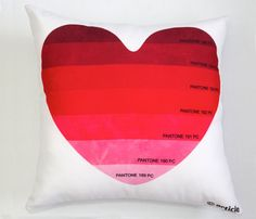 Heart of A Designer Cushion