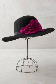 Beaulieu Floppy Hat by Helene Berman London | Pinned by topista.com