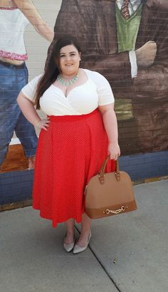 TheStyleSupreme: Plus Size OOTD: The Cassidy Dress from IGIGI by Yuliya Raquel