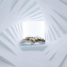 L'Icehotel en Su-de