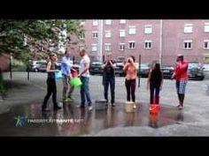 PasseportSanté réalise l'ice bucket challenge et se mobilise pour la maladie de Charcot !