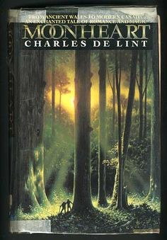 Charles de Lint.   This was the first book I read of his and I was hooked.