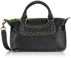 Liebeskind Berlin Rena Vintage Heated Top Handle Bag, Black, One Size Liebeskind Berlin http://www.amazon.com/dp/B00KQJAU3C/ref=cm_sw_r_pi_dp_yZhJub1EKBX22