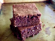 It's all about the brownie ... chocolate Amish Friendship Bread brownies! This choco-mazing recipe yields a moist, cake-like brownie that tastes even better the next day.