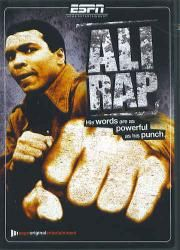 Black Friday Deal - Ali Rap (DVD) Includes Rumble in the Jungle - Ali vs. Foreman on Sale only $1.99 with Free Shipping on Orders of $10 or more at http://www.marshalltalk.com