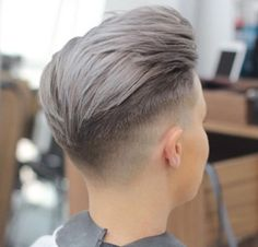 Gray hair dye men deep grey hair color for men silver grey hair dye male . Grey Hair Color Men, Grey Hair Dye, Cool Hair Color, Men Hair Color Highlights, Dye Hair, Hairstyles Haircuts, Haircuts For Men, Cool Hairstyles, Short Haircuts