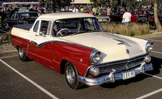 1955 Ford Mainline ute | Flickr - Photo Sharing!