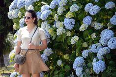 Hydrangeas all around me. | UCCC