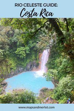 Rio Celeste Costa Rica, Travel Around Europe, Middle East, South America, Blue Nails