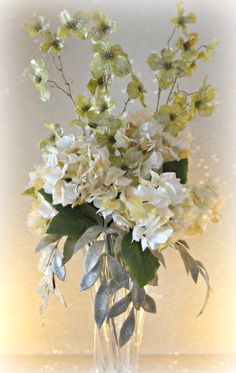Dogwood silk flower arrangement arrangements pinterest silk dogwood silk flower arrangement arrangements pinterest silk flowers flower arrangements and flower mightylinksfo