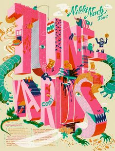 GigPosters.com - Tune-yards