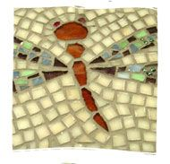 Picture of mosaic dragonfly
