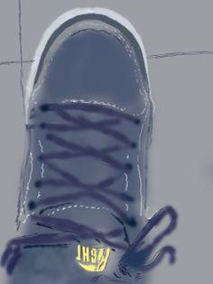 mein Schuh