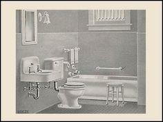 1900s bathroom | titdilapa