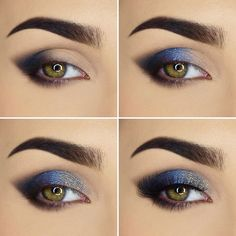 30 Cool Makeup is looking for Hazel Eyes and a tutorial for dessert - Augen Ma. - 30 Cool Makeup is looking for Hazel Eyes and a tutorial for dessert - Augen Makeup - - Golden Eye Makeup, Hazel Eye Makeup, Eye Makeup Steps, Makeup For Green Eyes, Natural Eye Makeup, Blue Eye Makeup, Hazel Eyes, Smokey Eye Makeup, Natural Beauty