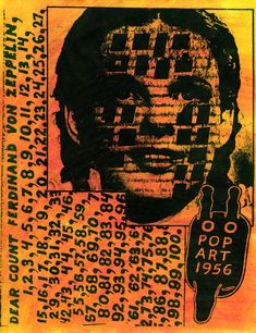Ray Johnson Defies Categories 20 Years After His Death - NYTimes.com Mr. Johnson was making work that looked like Pop in the 1950s, years before his friend and sometime rival Andy Warhol did.