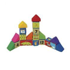 Dia das crianças é no Fashionera! http://www.fashionera.com.br  BLOCOS PARA APRENDER – KS KIDS