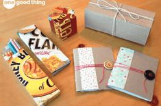 cereal box upcycling-simple and creative ideas for recycling cereal boxes Kids Crafts, Craft Projects, Arts And Crafts, Paper Crafts, Craft Ideas, Craft Gifts, Diy Gifts, Fun To Be One, Just For You