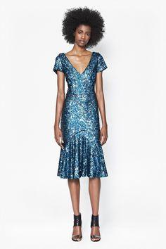 Sirius Sequinned Dress