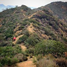 Cahuenga Peak in Los Angeles, CA