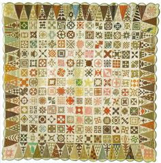 The original Dear Jane quilt. I am attempting one of these!