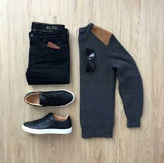 Stylish Mens Clothes That Any Guy Would Love Update your look without breaking the bank. Latest styles in mens clothing featuring on-trend men Casual Wear, Casual Outfits, Men Casual, Mode Masculine, Fashion Mode, Fashion Outfits, Fashion Tips, Petite Fashion, Paris Fashion