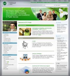 SharePoint UI by Picass Wong, via Behance