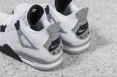 Air Jordan 4 '89 White/Cement 2016 retro