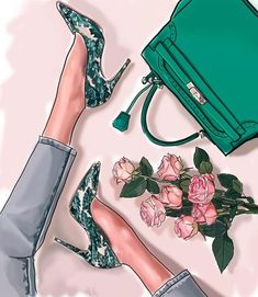 New fashion sketchbook paint Ideas Fashion Sketchbook, Fashion Illustration Sketches, Fashion Sketches, Drawing Sketches, Design Illustrations, Beauty Illustration, Illustration Artists, Art Sketchbook, Drawing Style