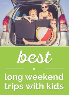 The 25 Best Long Weekend Trips from San Francisco North America USA Damn right, affiliate links may be sprinkled throughout the awesome, free content you see below.