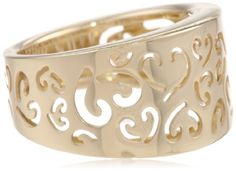 14k Yellow Gold Fancy Heart Ladies Ring, Size 7 Amazon Curated Collection,http://www.amazon.com/dp/B007R03A76/ref=cm_sw_r_pi_dp_.SK.rb1HBX56EX3J