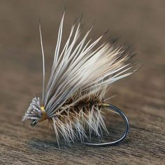 Peacock Elk Hair Caddis