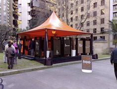 Trend-Forward: Pop - Up Stores - Retail Trend