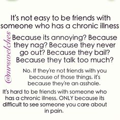It's hard. Chronic illness. #spoonie.