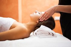for a one-hour pamper package including a Swedish massage and express facial at Lily Hair & Beauty, Edgware Massage Lotion, Foot Massage, Spa In The City, Paraffin Wax Treatment, Massage Deals, Dermalogica Facial, Massage Benefits, Screwed Up, Nottingham