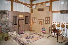 Stick Pony Creations: Wild Wild West Party -
