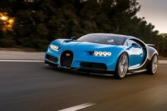 Bugatti Chiron 9