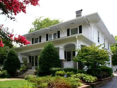 .Swooning over  the porch!