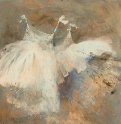 Tutu paintings by Laurence Amelie Laurence Amelie, Caitlin Wilson Design, Art Informel, Tunnel Of Love, Tattoo Photography, Popular Art, Abstract Painters, Ballet, Dance Art