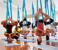 9 Fitness Classes to Try in 2015
