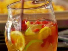 Champagne Sangria Recipe : Food Network