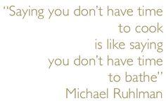 tell it like it is ruhlman