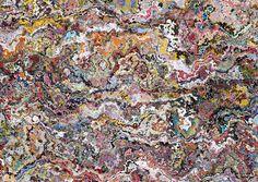 """Pierre Pietrucha, LC1376 ( Série """"Lichens"""" ) on ArtStack #pierre-pietrucha #art"""